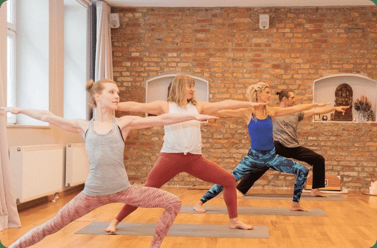 Patrick Broome Yoga - erfolgreich selbstständig