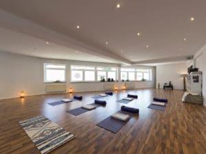 Satya Loka Yoga Hamburg Studio