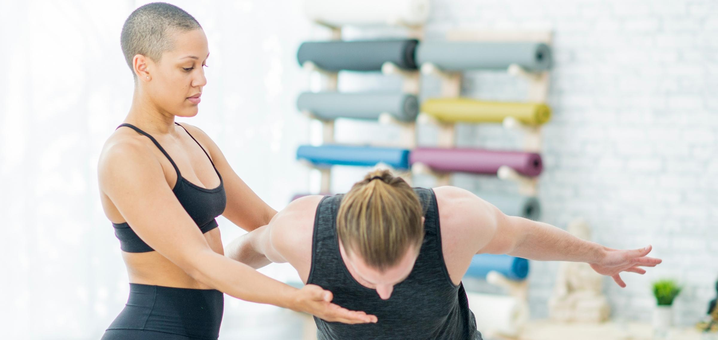 Selbständig als Yogalehrer arbeiten