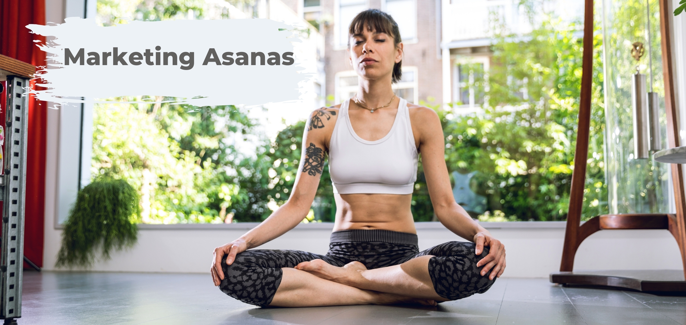 Die besten Yoga Marketing Asanas