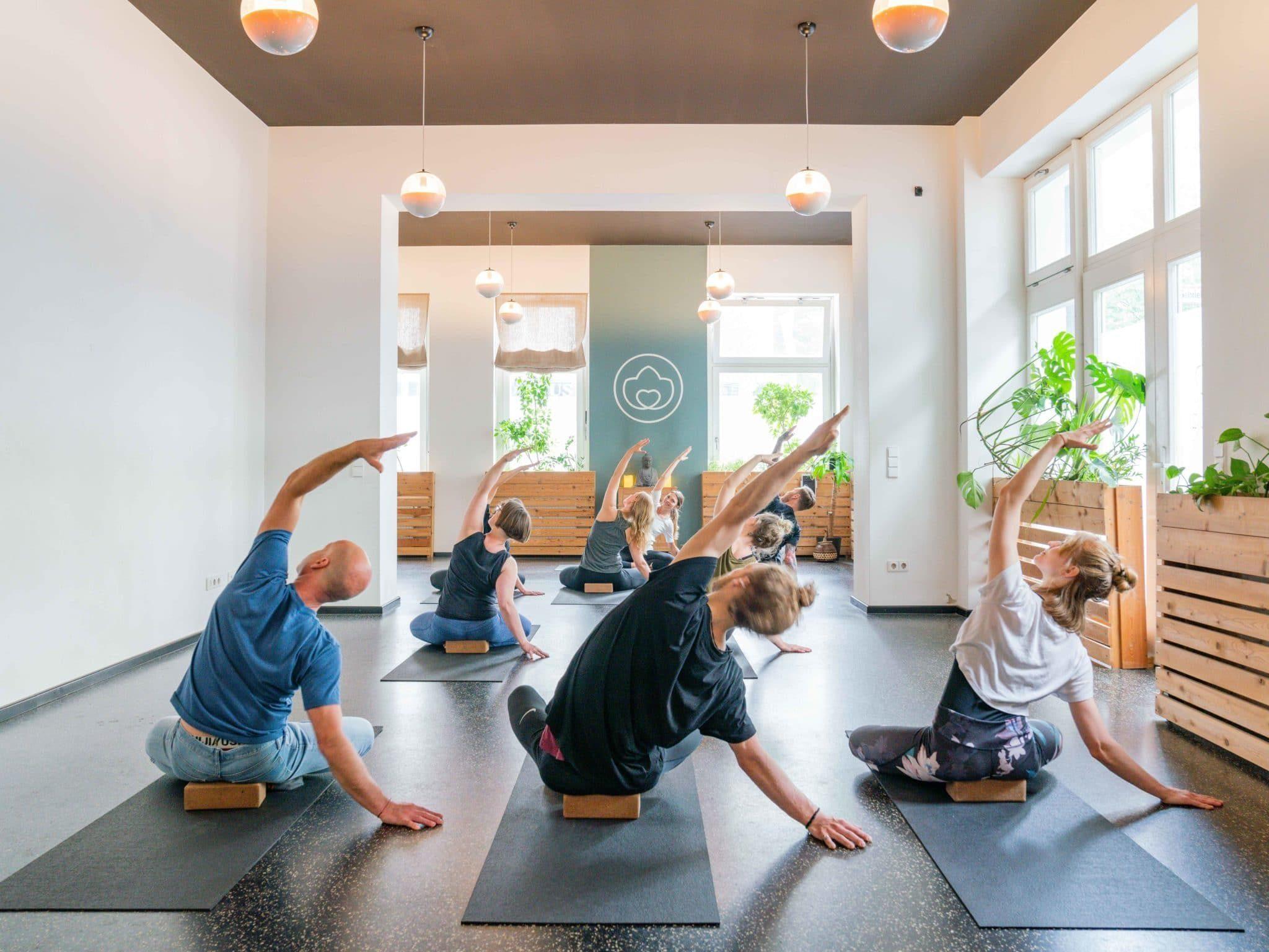 Yogibar Yoga Exercice