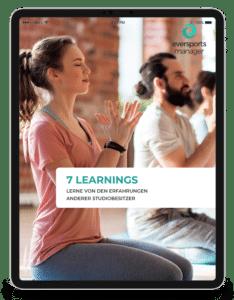 7 Learnings von erfolgreichen Studios