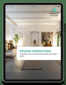 Je eigen yoga studio oprichten