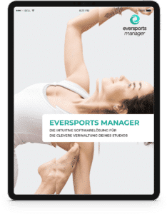 Eversports Manager