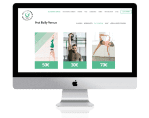 Selling vouchers online