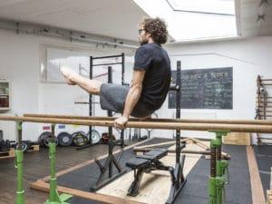 Fitness Studio Training