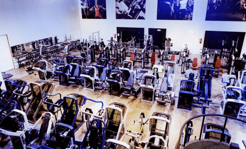 Caso práctico: Gym Rafel X-Force 4