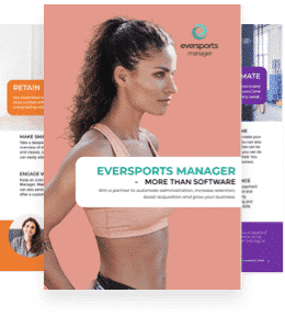 eBook Cover FactSheet Eversports Manager