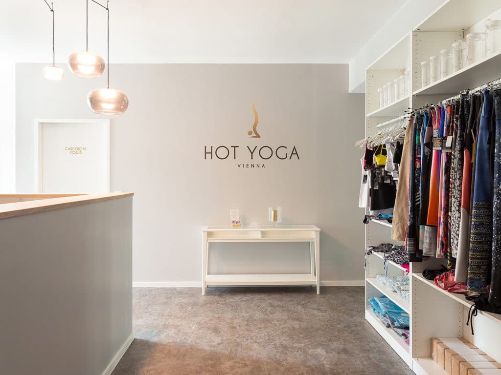 Working with studio software: Hot Yoga Vienna