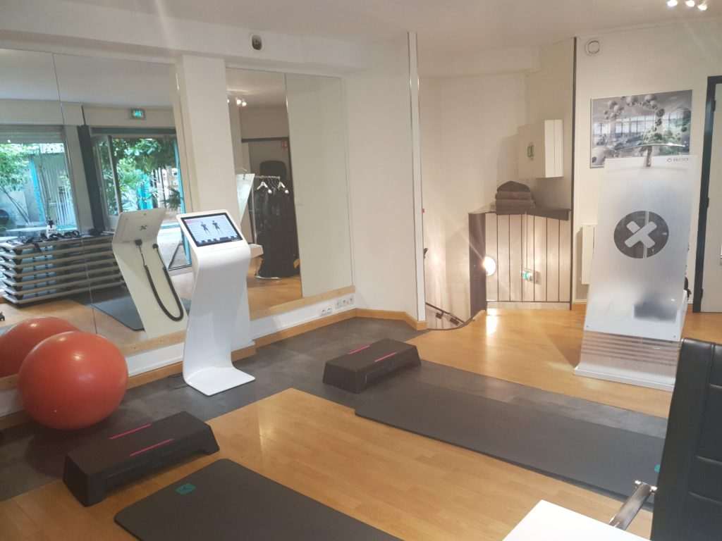 Salle d'EMS Ness Fit