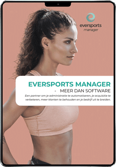 Eversports Manager E-Book Netherlands