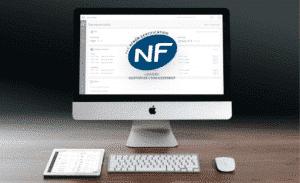 NF525 et Eversports logiciel
