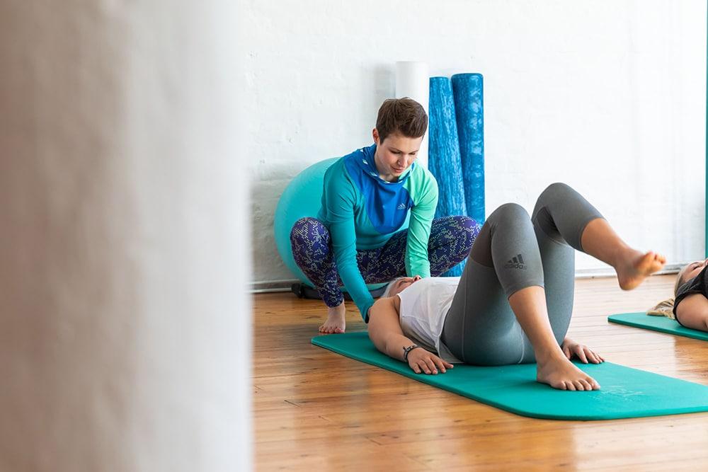 Pure Balance Pilates - Klasse