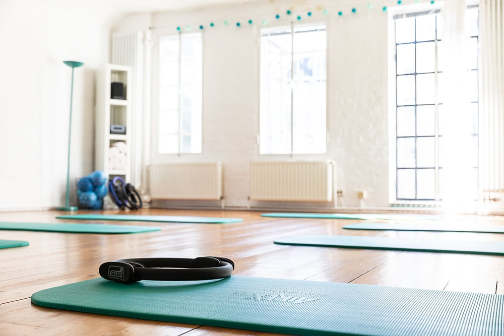 Pure Balance Pilates - Das Studio