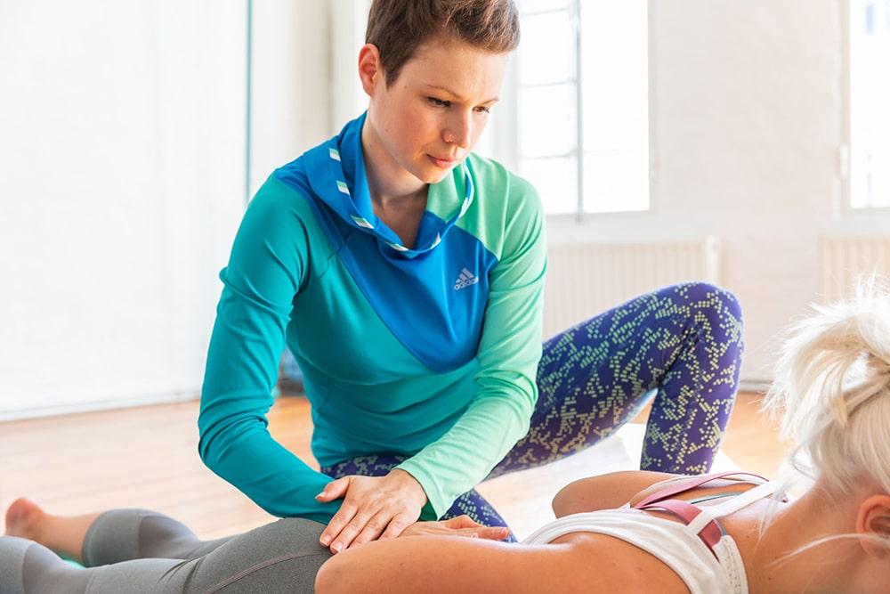 Pure Balance Pilates - Theresa von Hunoltstein