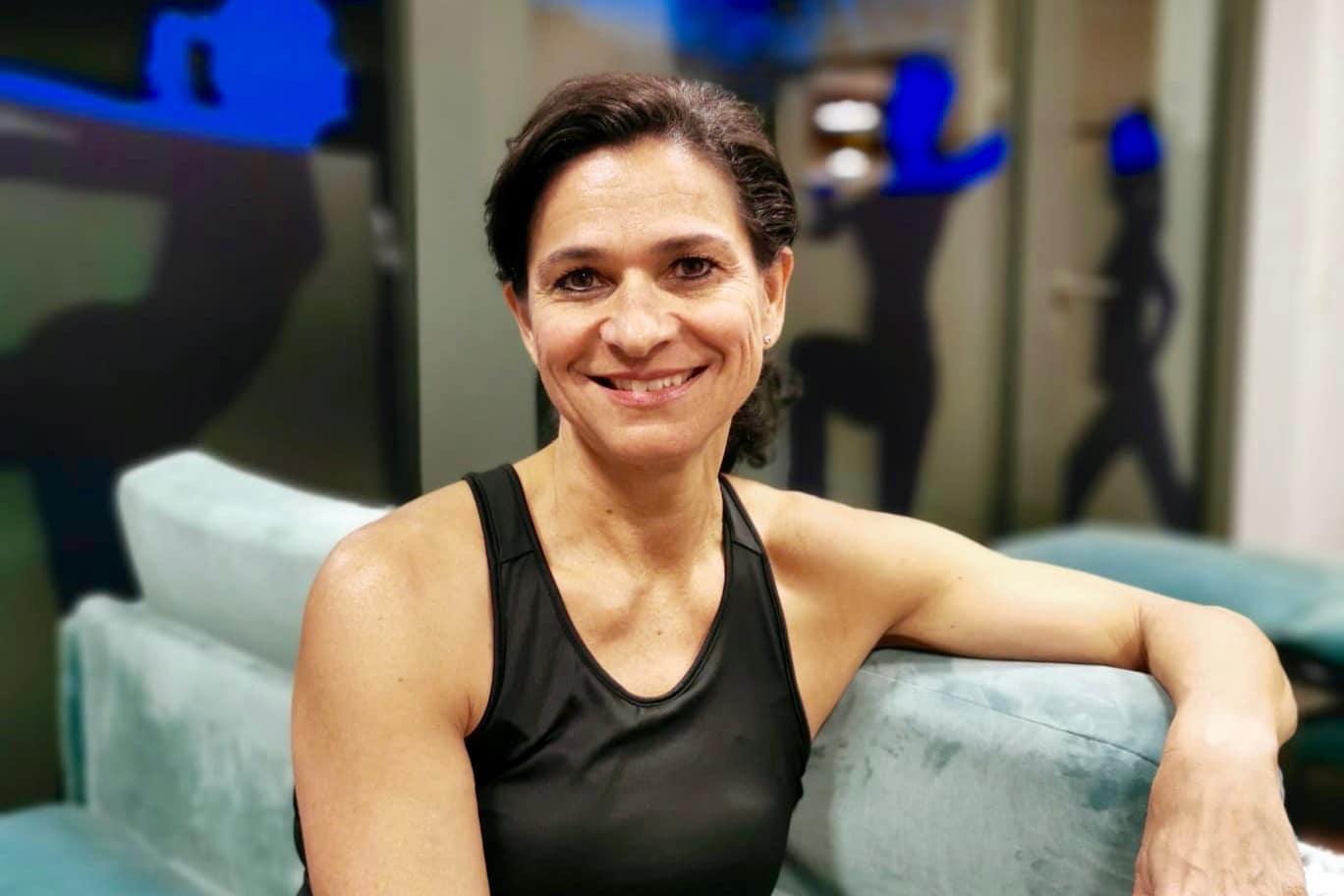 Bodymotion Fitness - Inhaberin Silvia Indergand