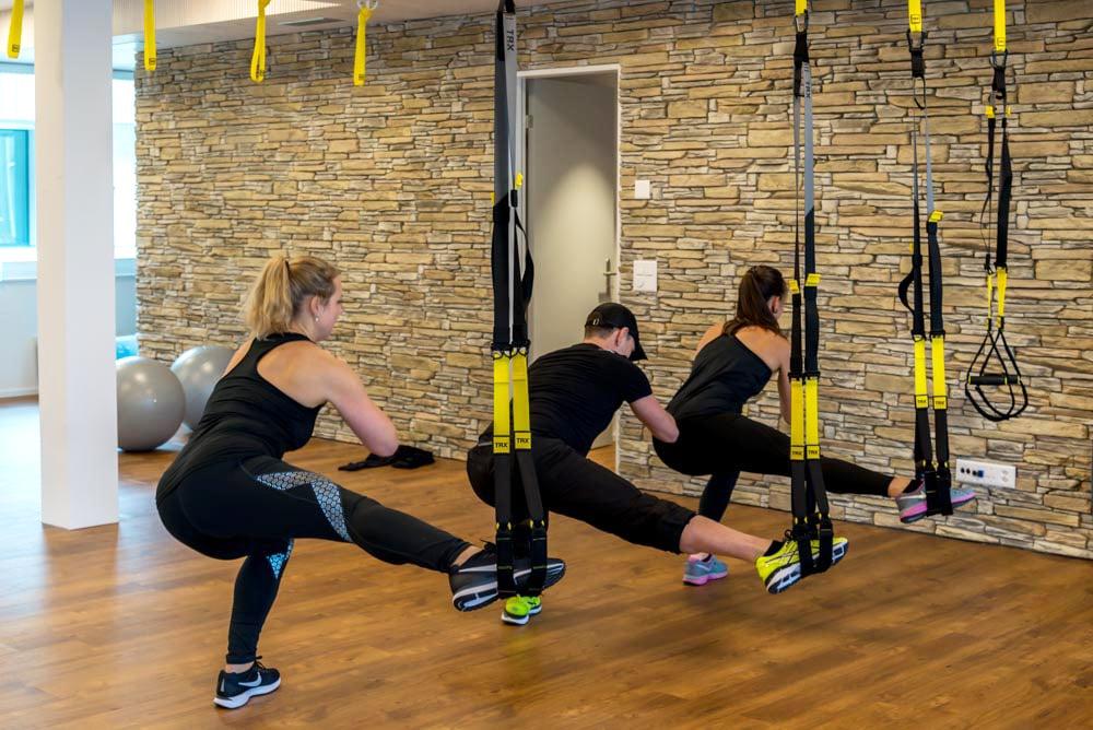 Bodymotion Fitness TRX Training