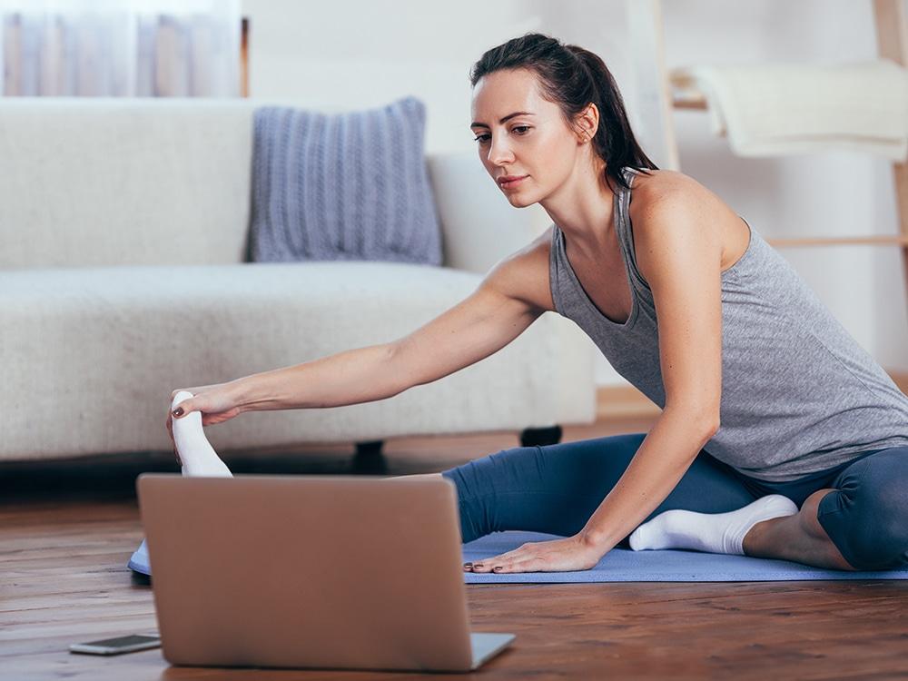 Online Yoga Stunden anbieten