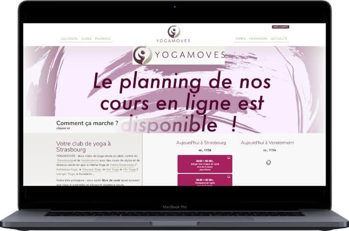 promouvoir cours en ligne site internet