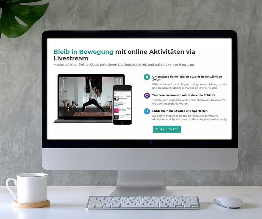 Online-Klassen kommunizieren - Eversports Marktplatz