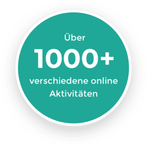 Über 1000 Corporate Fitness Aktivitäten