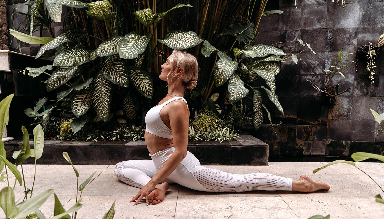 Audrey Hämmerle - Just Yoga It