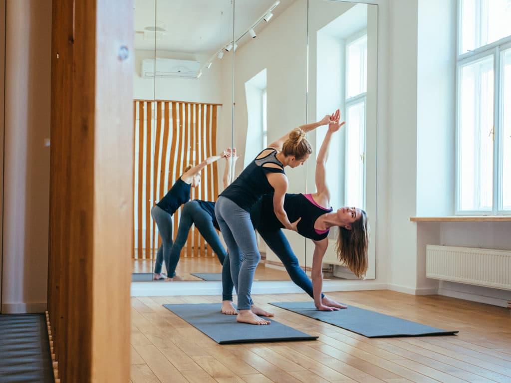 Datenschutzerklärung für Yogalehrer