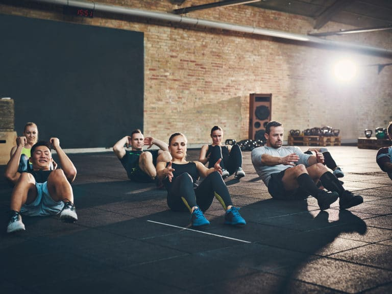 Group Fitness Studio Verwaltung