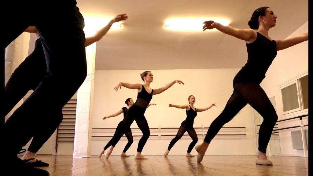 danse covid-19