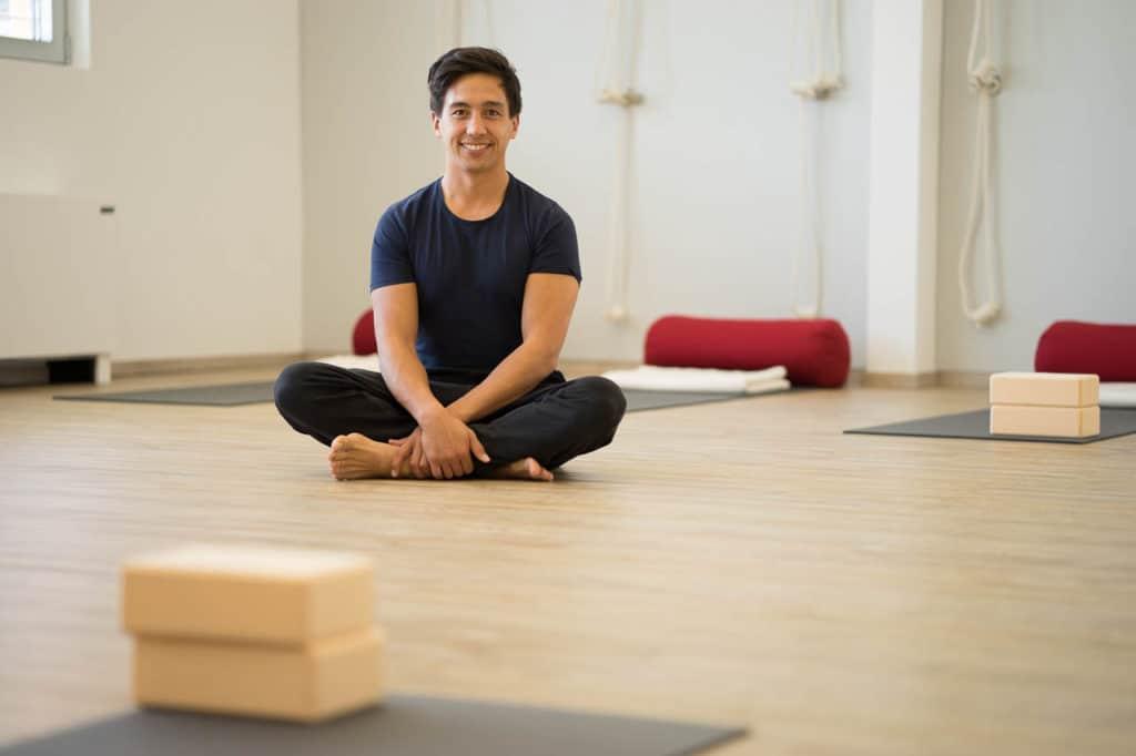 Marco Längst - Yoga in Innsbruck