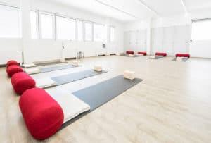 Studioraum Yoga in Innsbruck