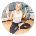 Caro founder Mindful Yoga by Caro