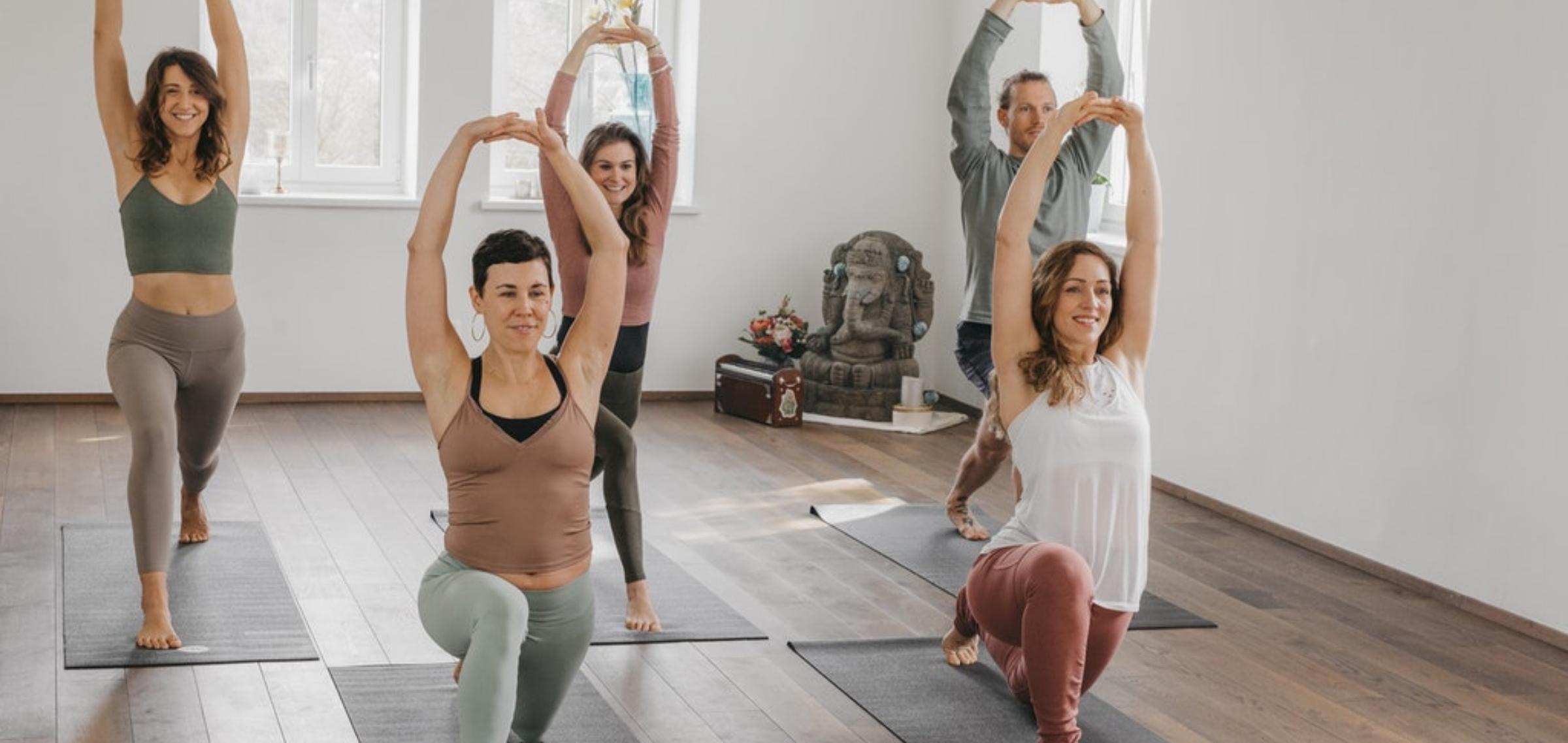 Yoga Villa Steyr - Yoga Kurse online bewerben