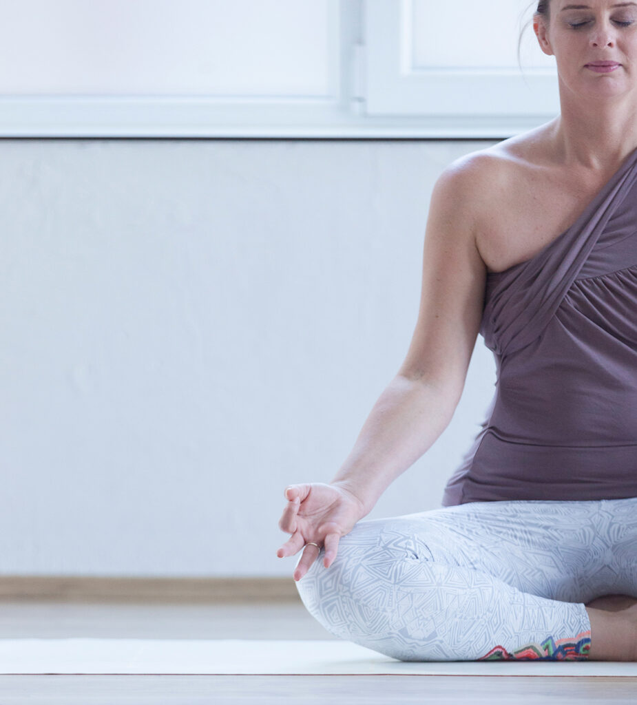 Birgit Pöltl - Meditation