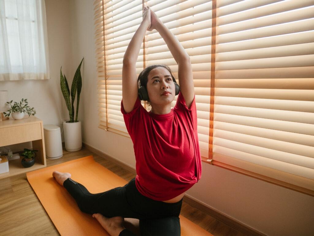 Gemafreie Musik für Online Yoga, Pilates und Stretching