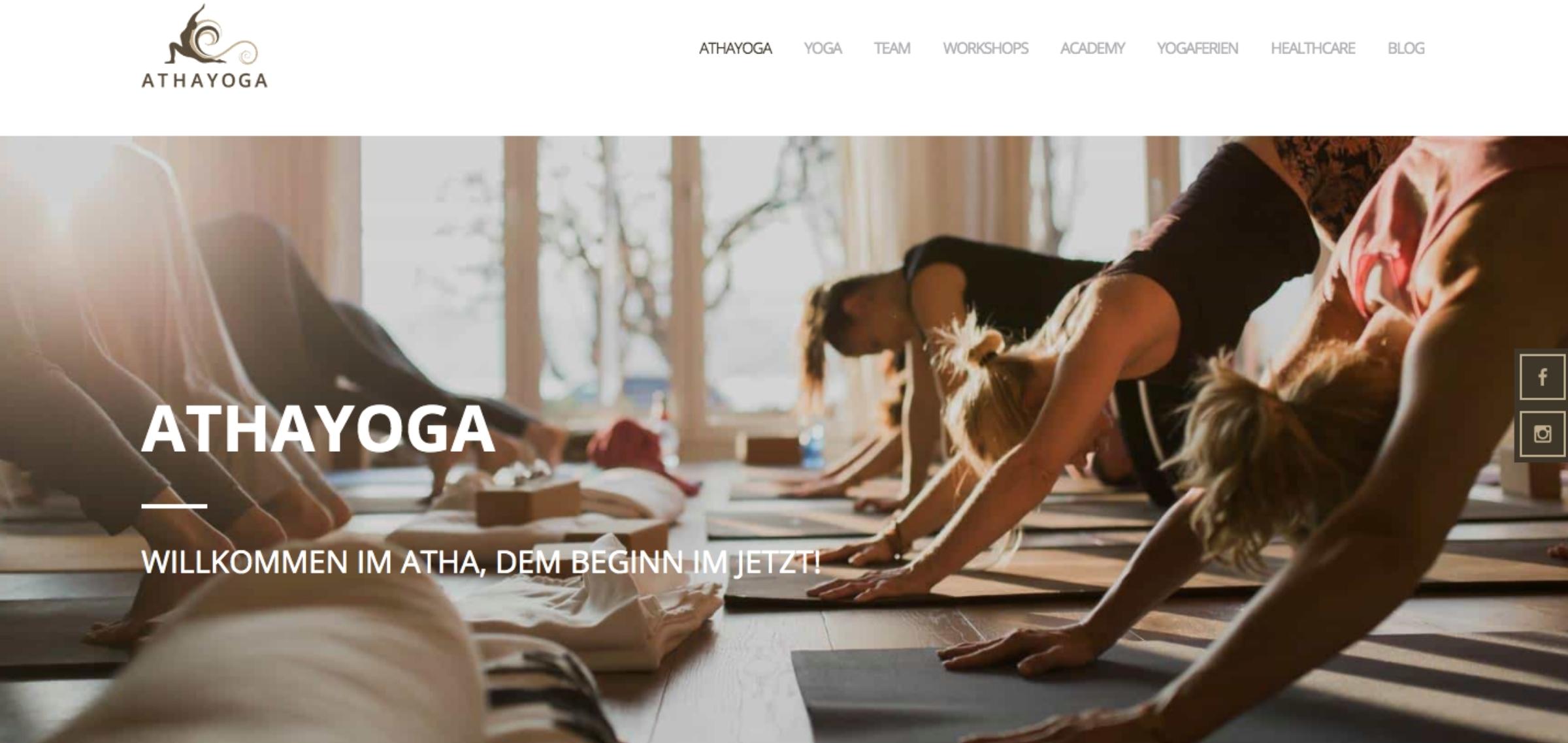 Atha Yoga Zürich
