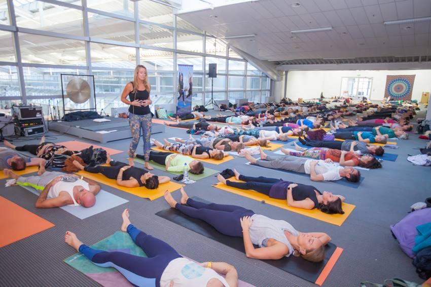 Online Workshops von Yogalehrerin Veronika Rössl