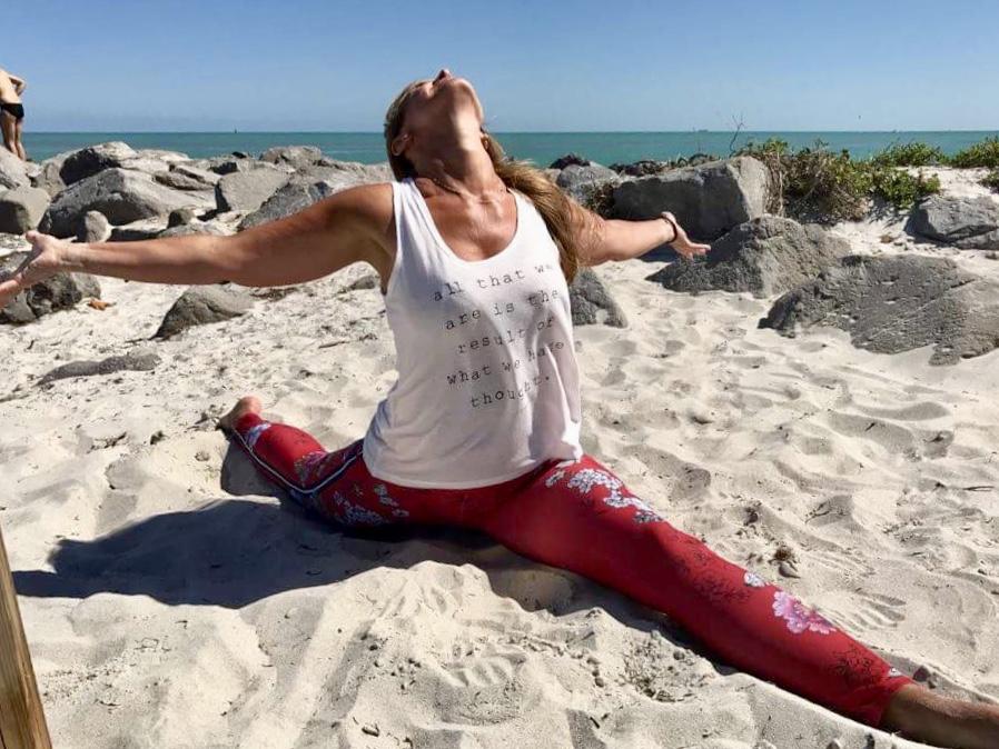 Veronika Rössl, Yoga Studio Besitzerin