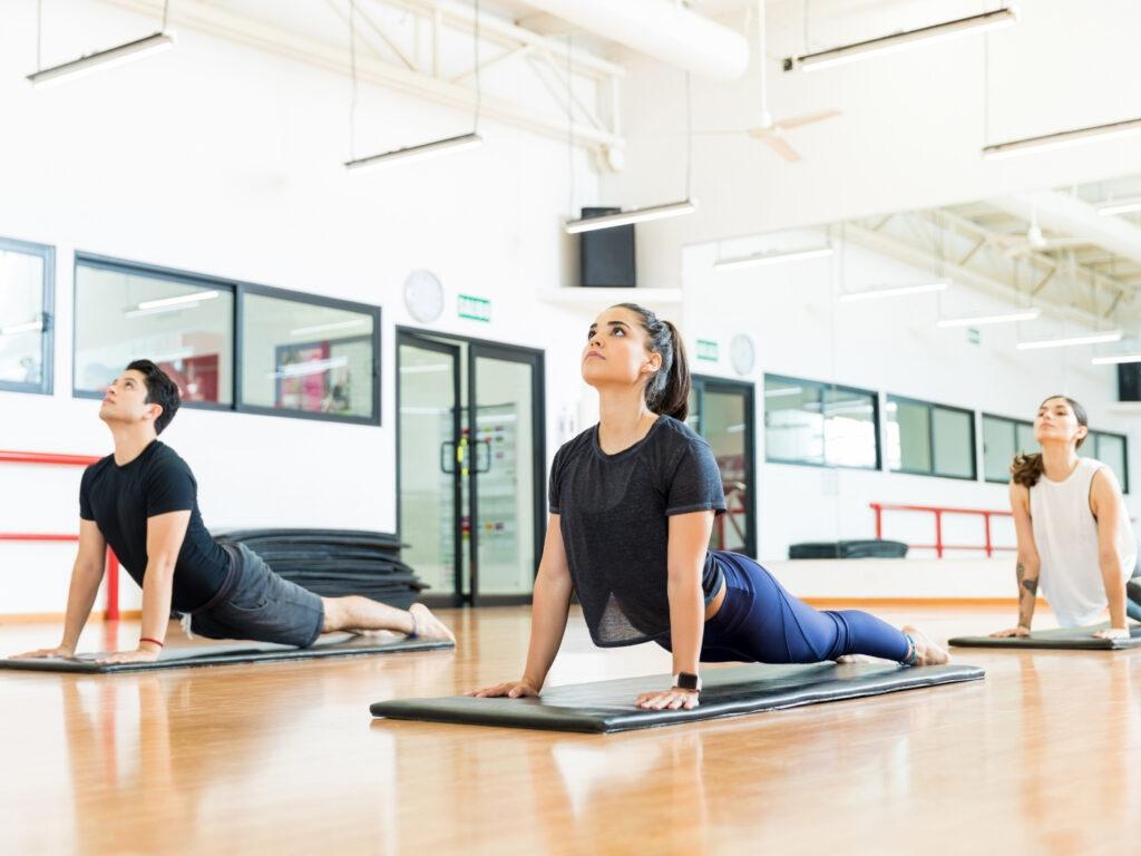 Yoga Klasse Studio
