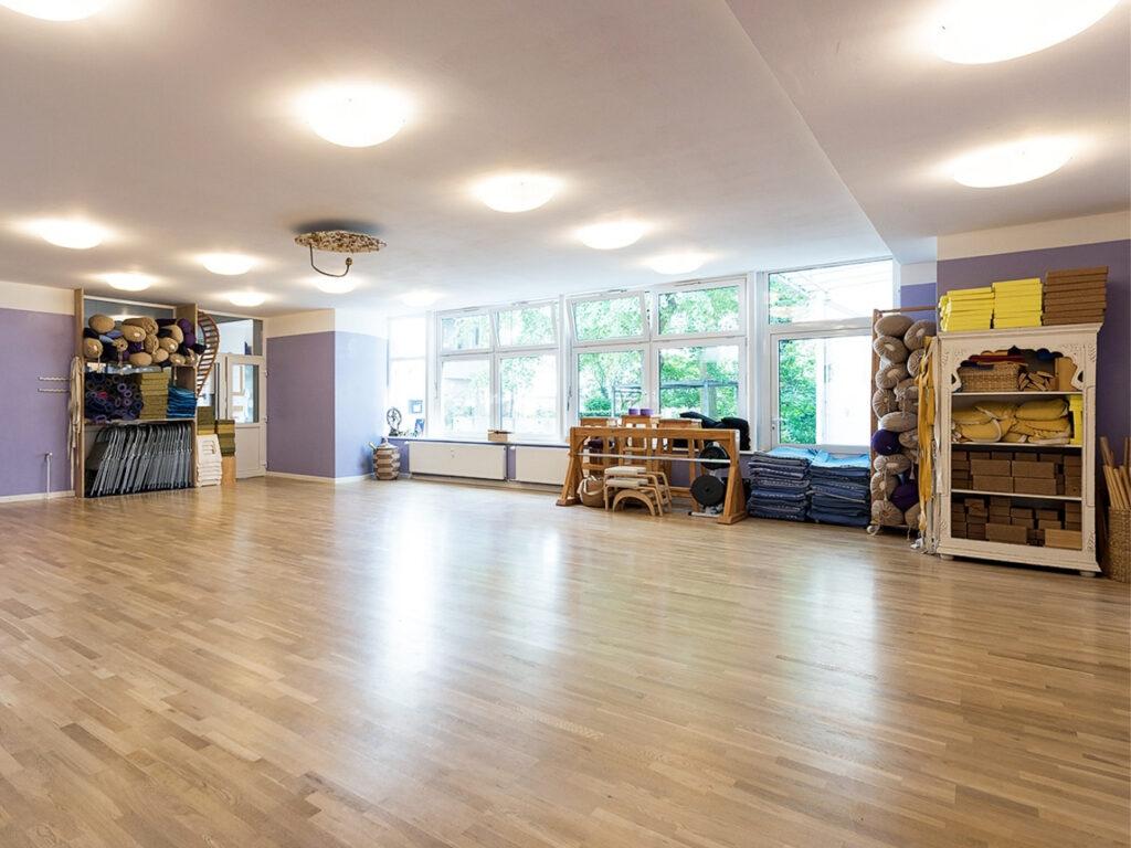 Studio Iyengar Yoga Hamburg