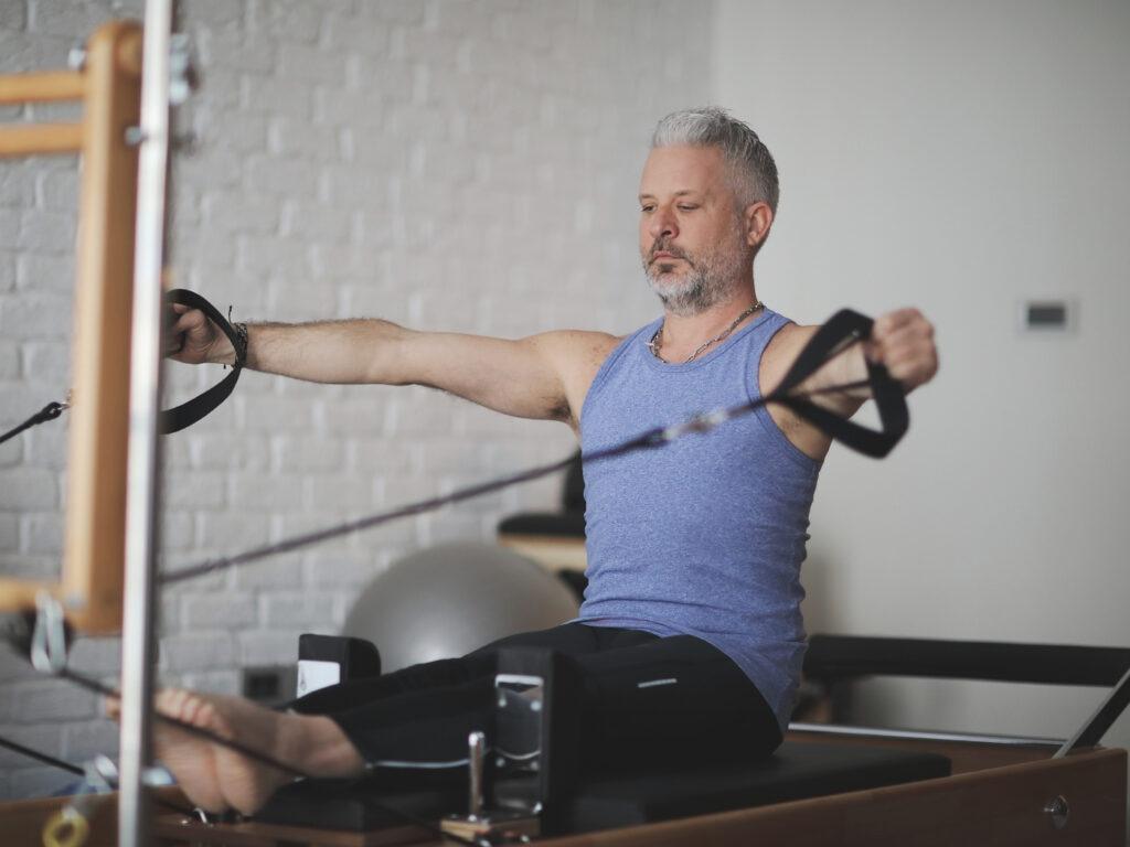 Was für Pilates Studios in bestimmten Regionen wieder erlaubt ist
