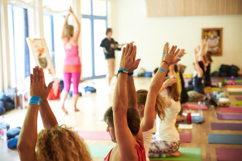 Yogalehrer Ausbildung im Yogazentrum Mödling