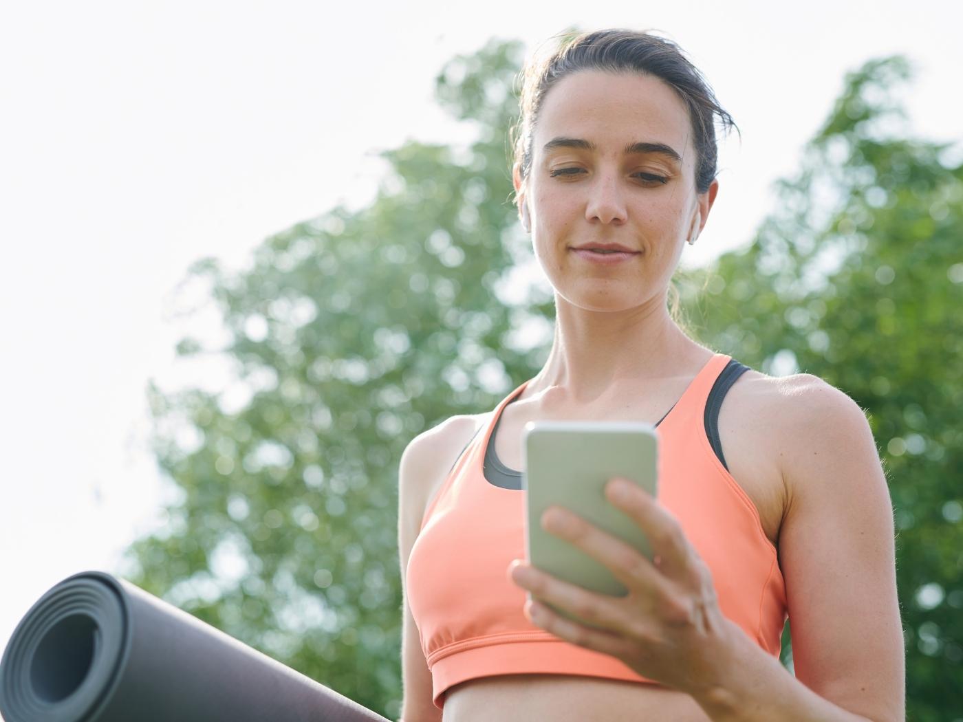 social media tipps für yoga und fitness