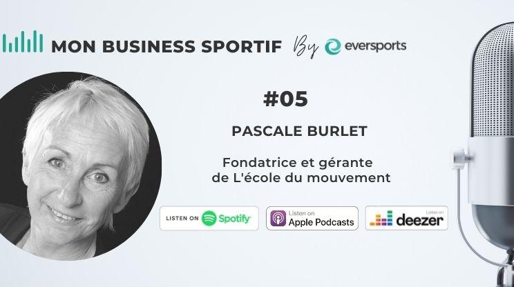 Dans ce 5ème épisode, la fondatrice du studio de Pilates, Yoga et Abdos autrement, Pascale Burlet, nous partage son expérience et ses meilleurs conseils !