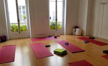 Atelier Marais, yoga