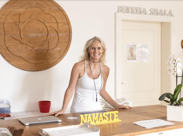 Yoga Studio Verwwaltung
