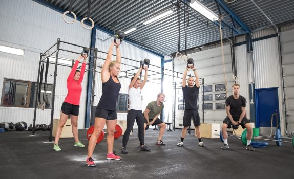 CrossFit Training - Functional Trainings Software
