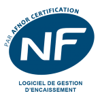 logo NF525 Certificate