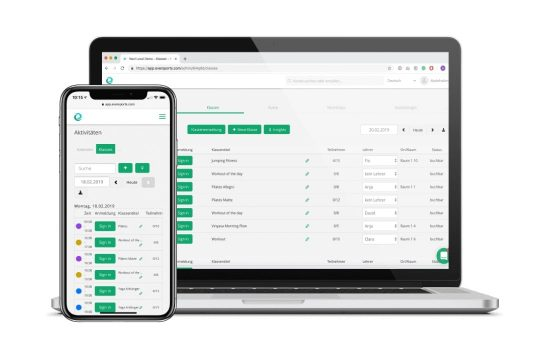 Manage on the go