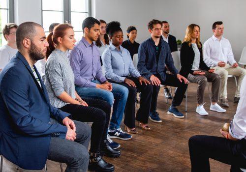 Meditationslehrer-Ausbildung